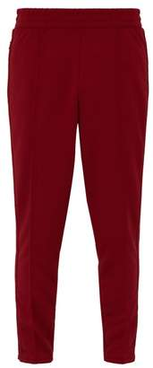 Martine Rose X Nike Track Pants - Mens - Burgundy