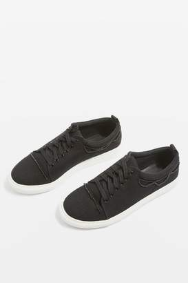 Topshop Charley Lace Up Sneakers