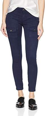 Joie Women's So Real Skinny Slim Fit Pant with Button Pockets