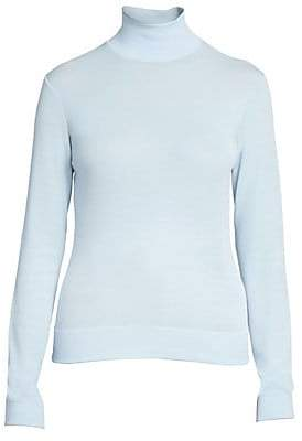 Givenchy Women's Intemporal Wool Turtleneck Sweater