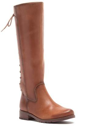 Sofft Sharnell Leather Back Lace-Up Boot