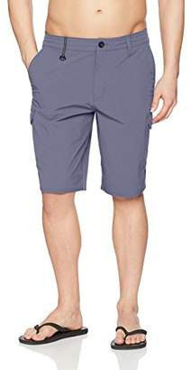 O'Neill Men's Traveler Cargo Stretch Hybrid Boardshort
