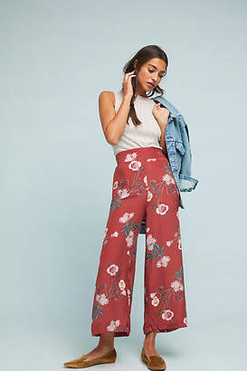 Waverly Dolan Left Coast Silk Pants