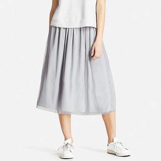 Uniqlo Women's Reversible Tulle Skirt