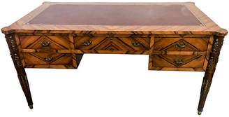 One Kings Lane Vintage French Louis XVI Style Writing Desk - Von Meyer Ltd.