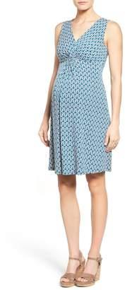 Leota Sleeveless Maternity Dress