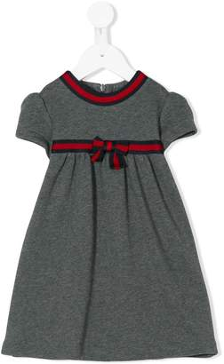 Gucci Kids bow trim dress