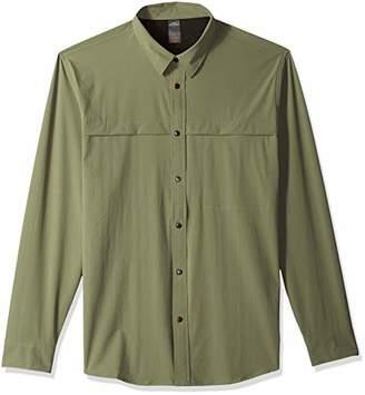 Quiksilver Men's Salt Water Explorer Long Sleeve Shirt