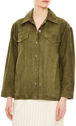Sandro Thom Overshirt Jacket