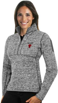 Antigua Women's Chicago Bulls Fortune Pullover