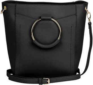 Urban Originals Luminescent Vegan Leather Crossbody Bag