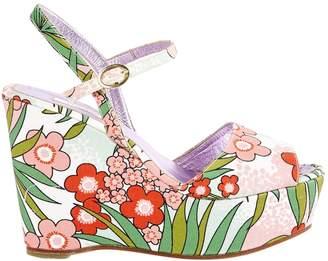 Manoush Cloth Sandals