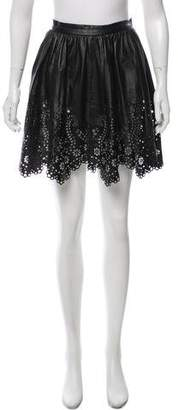Chloe Sevigny for Opening Ceremony Pleated Mini Skirt