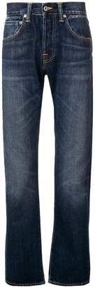 Edwin faded straight leg jeans