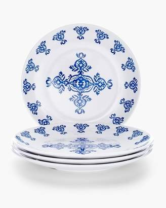 Chico's Chicos Grecian Tile Large Plate Set