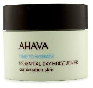 Ahava NEW Time To Hydrate Essential Day Moisturizer (Combination Skin) 50ml