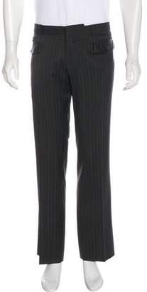 Dolce & Gabbana Wool-Blend Cropped Pants