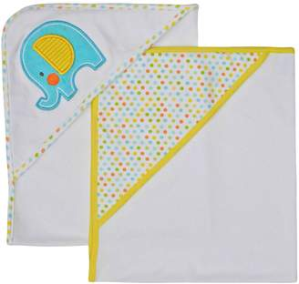 Neat Solutions 2-pk. Elephant Hooded Towels