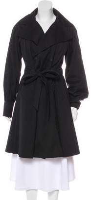 Magaschoni Belted Trench Coat