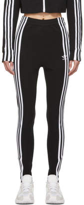 adidas Black Slim Track Pants