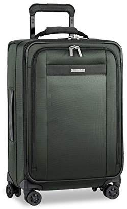 """Briggs & Riley Transcend Tall Carry-on Expandable 22"""" Spinner"""