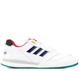adidas Stripe Detail Sneakers