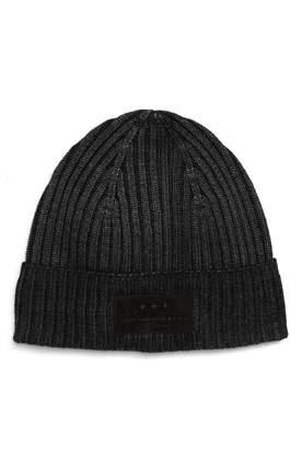John Varvatos Rib Knit Cuff Hat
