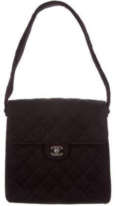 Chanel Jersey Double Sided Flap Bag