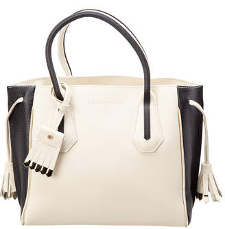 Longchamp Penelope Small Leather Tote