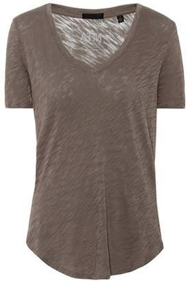 ATM Anthony Thomas Melillo Cotton v-neck T-shirt
