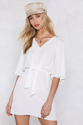 Nasty Gal It's Knot an Issue Dress
