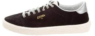 Golden Goose Suede Tennis Sneakers w/ Tags