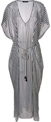Marlies Dekkers Holi Vintage striped kaftan
