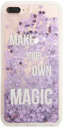Forever 21 Make Your Magic Waterfall Phone Case for iPhone 6/7/8 Plus