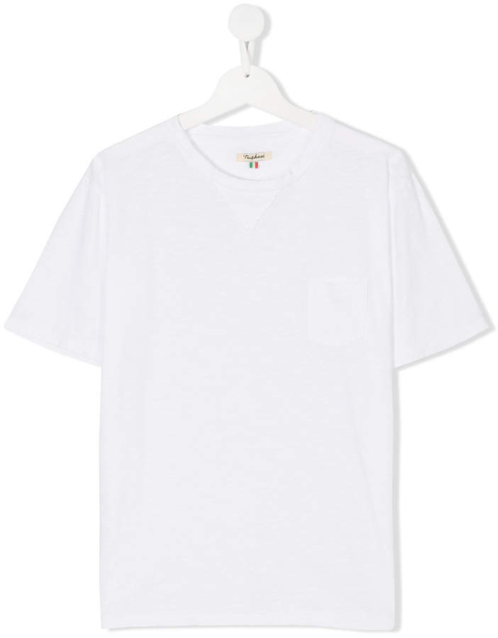 Nupkeet chest pocket T-shirt