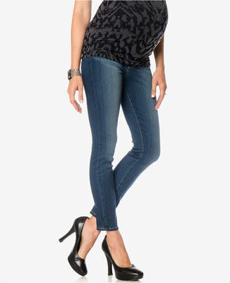 Paige Maternity Easton Wash Skinny Jeans