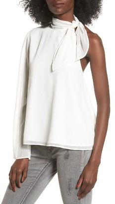 Women's Tularosa Chloe One-Shoulder Top $138 thestylecure.com