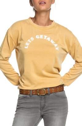 Roxy All At Sea Sweatshirt