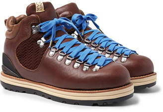 Visvim Serra Shell Cordovan Leather Boots