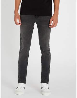 HUGO Skinny-fit stretch-denim jeans
