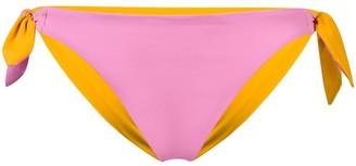 Tory Burch side fastened bikini bottom