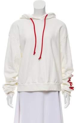 Mo&Co. Edition Graphic Sweatshirt Hoodie