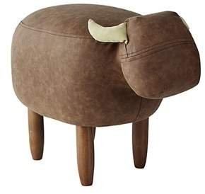 DormCo Marco - Brown Cow - Seating Stool