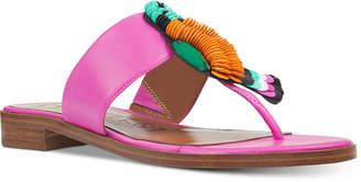 Nine West Roseriver Flat Novelty Sandals Women's Shoes