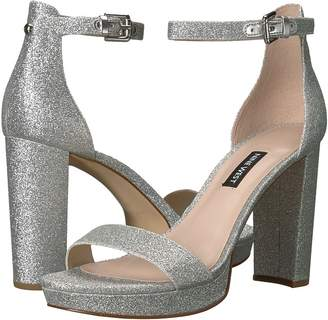 Nine West Dempsey Platform Heel Sandal Women's Shoes