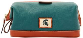 Dooney & Bourke NCAA Michigan State Dopp Kit