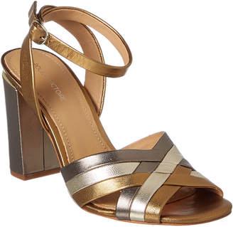 Pour La Victoire Hadley Leather Sandal