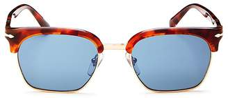 Persol Polarized Square Sunglasses, 53mm