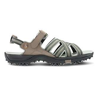 Foot Joy FootJoy Women's Sandals Golf Shoes Beige M