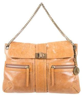 7a6a48a4f95 Pre-Owned at TheRealReal · Lanvin Leather Hero Bag